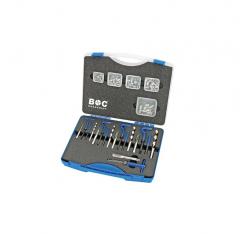 Набор инструмента для ремонта резьбы - Bohrcraft GR-M614