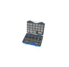 Набор инструмента для ремонта резьбы - Bohrcraft GR-M312