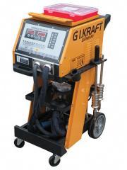 Аппарат для точечной рихтовки споттер G.I.Kraft