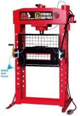 Пресс пневмогидравлический Torin 75 тонн