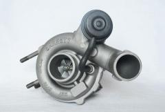 Новая турбина HYUNDAI STAREX, D4CB, (2000), 2.5D, 103/140