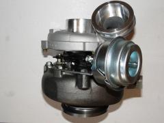 Новая турбина СПРИНТЕР 2.7 709838-0005, 709838-0003, 709838-0004, 709838-0006, 709838-0001