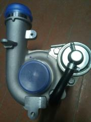 Новая турбина MAZDA CX-7 2,3