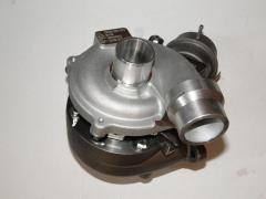Новая турбина RENAULT MEGANE 1.5 DCI/PASSENGER CAR, K9K-EURO 4, (2005-2006), 1.5D, 78/106