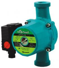 Pumps are household. The circulation pulser Sprut
