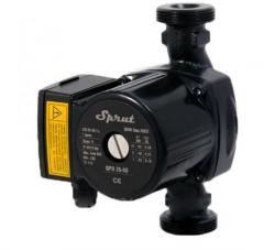 Pumps are water-circulating vacuum. Circulation