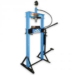 Пресс напольный на 12 т (с манометром) SD20500F-2 Trommelberg