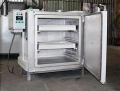 Electric dryer СНО-8.6.8/4-И1высокотемпературная
