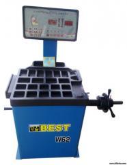 Балансировочный стенд BEST W 62