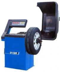 Балансировочный стенд HPMM U-120