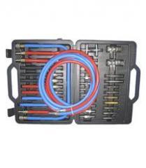 Комплект переходников для чистки форсунок и промывки инжектора без снятия