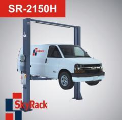 Автомобильный двухстоечный электрогидравлический подъемник SR-2150H