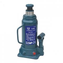 Домкрат бутылочный 12т (230-465 мм) TORIN