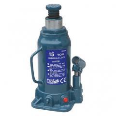 Домкрат бутылочный 15т (230-460 мм) TORIN