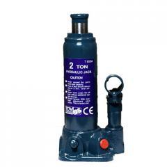 Домкрат бутылочный 2т (181-345 мм) TORIN