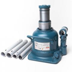 Домкрат бутылочный 10т (125-225 мм) TORIN