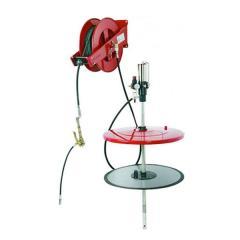 Пневматическая установка для смазки под емкость 180-200 л Flexbimek