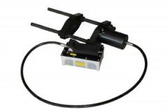 Выпрессовщик шкворней ВПШ-70 с механизмом подъёма и перемещения