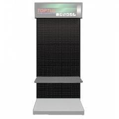Стенд выставочный, часть 1 (панель, цвет черный) TDAD2192 TOPTUL