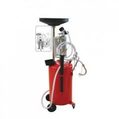 Установка для слива и вакуумной откачки масла с мерной колбой 90л TRG2090 Torin