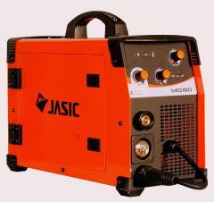 Инвертор сварочный Jasic MIG 180 (N240)