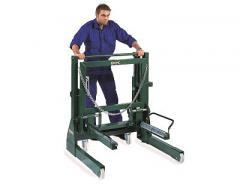 Тележка для транспортировки грузовых колес 800 кг WD 800 CompaC