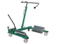 Тележка для транспортировки колес сельхоз и строительной техники 1600 кг WD1600 CompaC