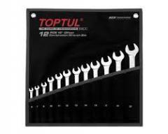 Набор ключей комб. 12шт. 6-22мм Hi-Performance GPAX1202 TOPTUL