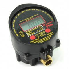 Электронный счетчик расхода масла с шлангом и насадкой 002474 Flexbimec