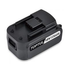 Аккумулятор для ударного электрогайковерта 18V KALD0302E TOPTUL