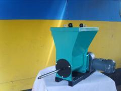 Дозаторы, дозатор сыпучих продуктов шнековый ДШМ