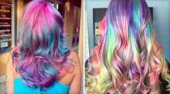 Спрей краска для волос для детей
