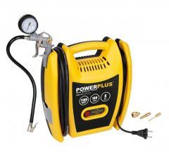 Мобильный электрический компрессор Powerplus