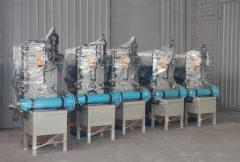 Блочная электролизная установка обеззараживан