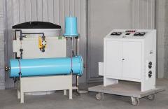 Instalace dezinfekce vody plamene-2