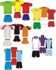 Пошив спортивной формы для футбола баскетбола