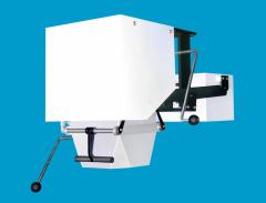 Дозаторы мелкодозные для сыпучих веществ, полуавтоматический весовой дозатор ДСВМ рычажного типа