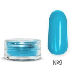 Акриловая пудра My Nail №4, голубая 2 г