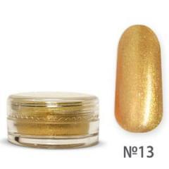 Акриловая пудра My Nail №13, Золото с микроблеском 2 г