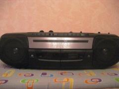Двухкасетный магнитофон Sony