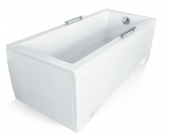 Ванна BESCO MODERN WAM-130-MO 130x70 (панель,