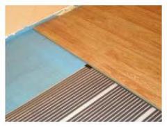 Тепла підлога Woks 10-1250 (під ламінат