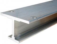 Beams metal No. 10-60, (measure, ndl) 3-5PS, 09G2S