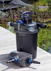 Фильтры для пруда, насосы для пруда, оборудование