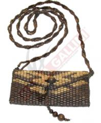 Accessories, original bags from natural material,