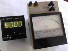 Амперметр Э538   0-5 А, класс точности 0,5