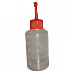 Bottle for sperm with a cap, 100 ml
