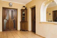Doors are interroom, wooden, to buy, the price