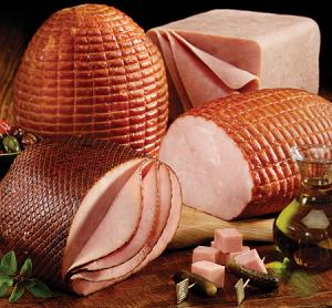 Ham B. Additives for production of ham.