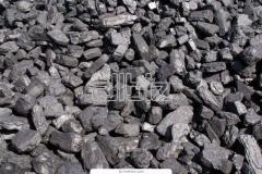 Coal for solid-fuel boilers